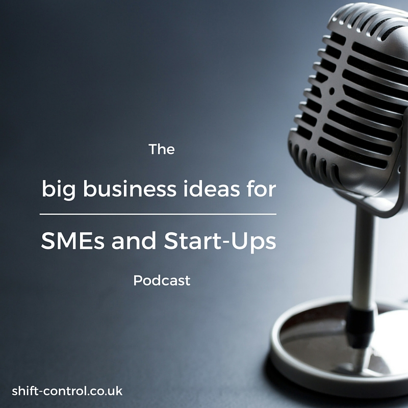 Big Business ideas podcast trailer