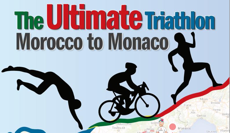 The Ultimate Triathlon comes to Belfast
