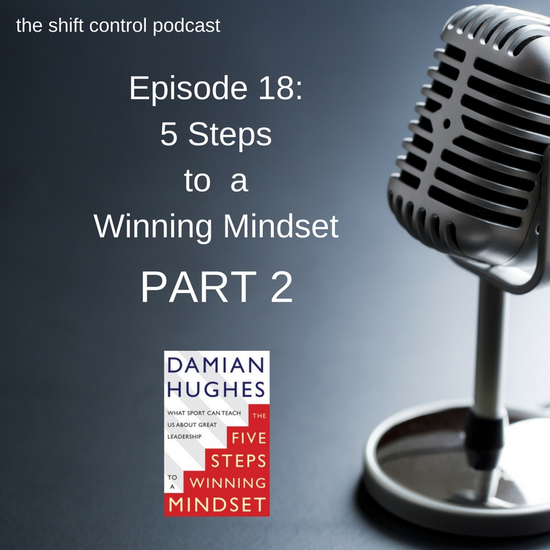 Episode 18: Part 2 In conversation with Damian Hughes