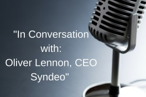 Episode 24: In conversation with Oliver Lennon, CEO Syndeo
