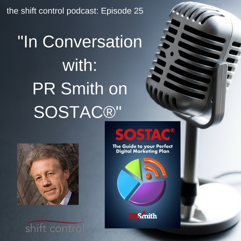 Episode 25: PR Smith talks SOSTAC® and Sport
