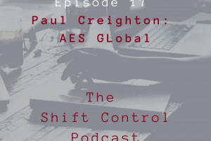 Episode 17:  Paul Creighton from AES Global discusses mindset and resilience